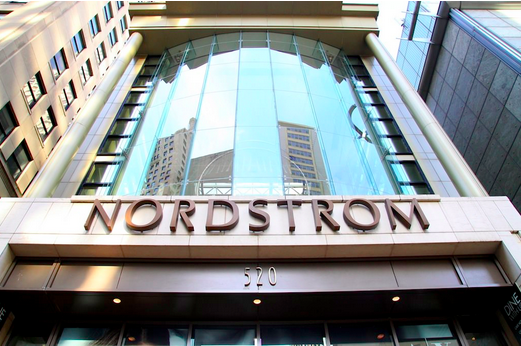 Nordstrom pioneers exceptional customer service