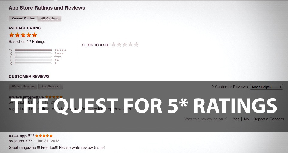Get better ratings by avoiding negative reviews