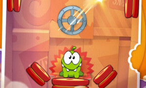 Cut the Rope Experiments App