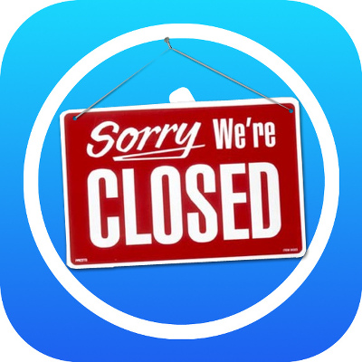 iTunes Connect Holiday Shutdown