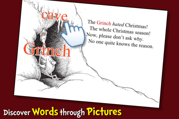 How the Grinch Stole Christmas Android app