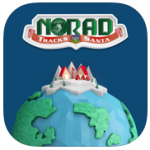 NORAD Tracks Santa app icon
