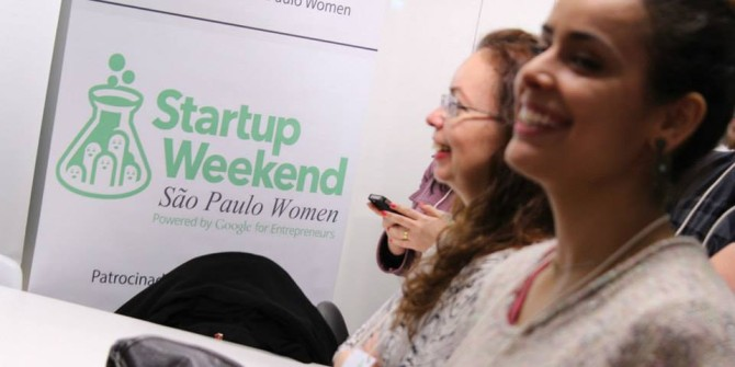 Startup Weekend Sao Paolo Women