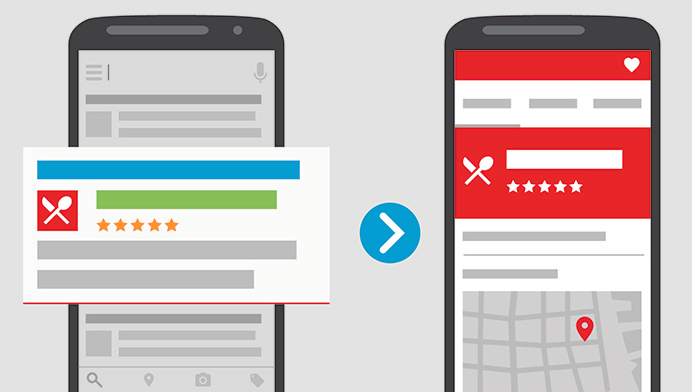 App indexing in Google search results will surge in 2016