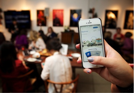 Mobile payments in the food industry