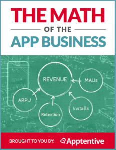 The free guide to the math of the app business