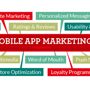 Mobile app marketing cloud