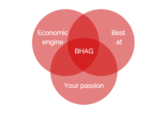 Figure out your BHAG