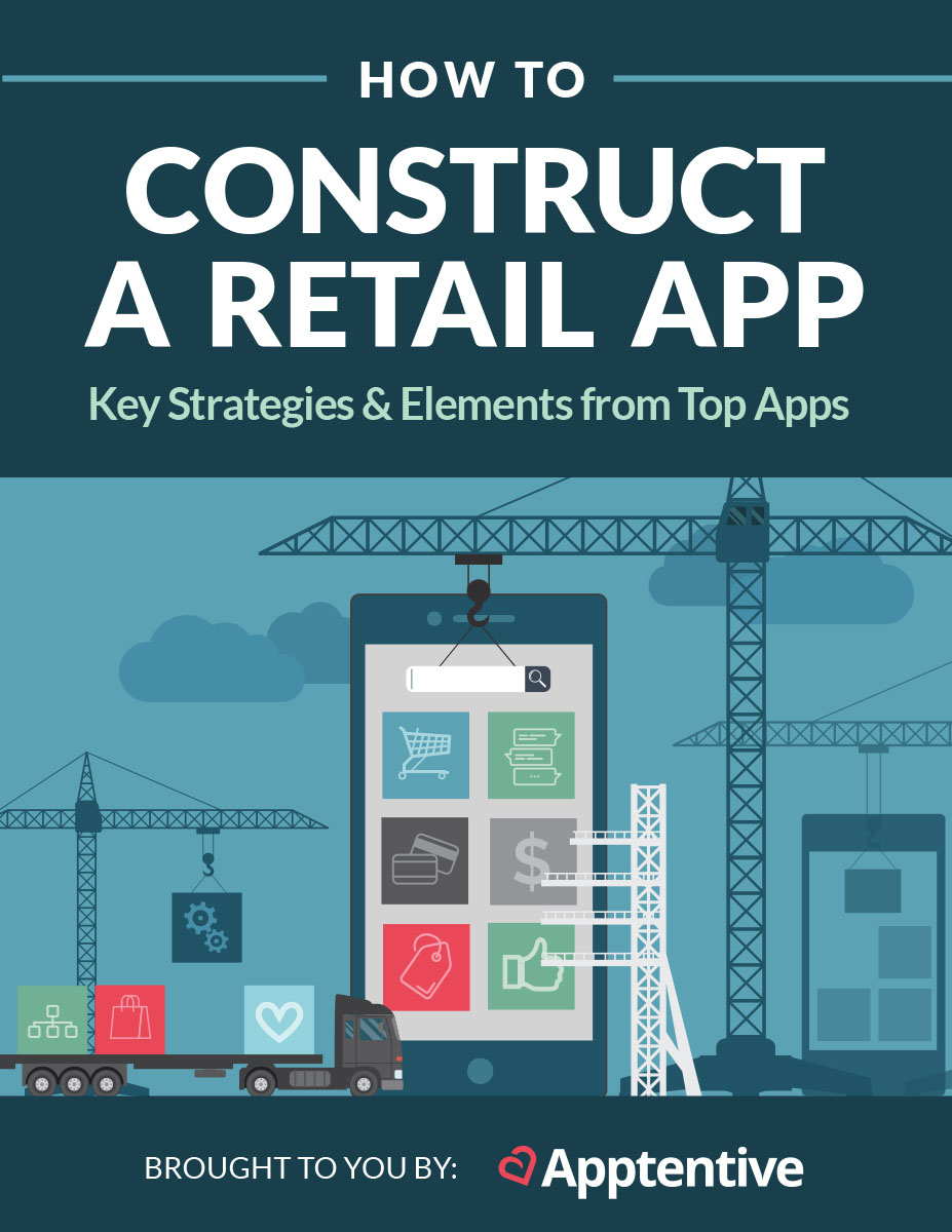 How to Construct a Retail App Guide Cover