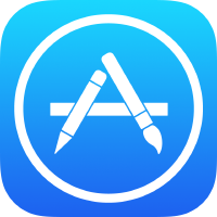 Apple App Store Logo (www.apple.com)