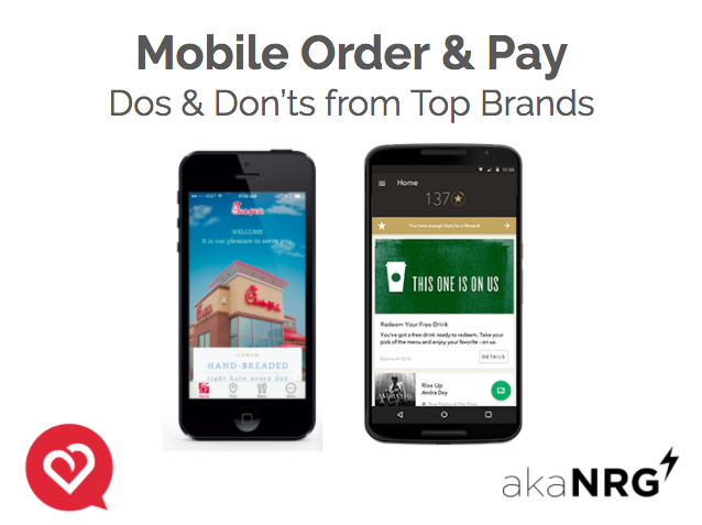 Mobile order and pay webinar