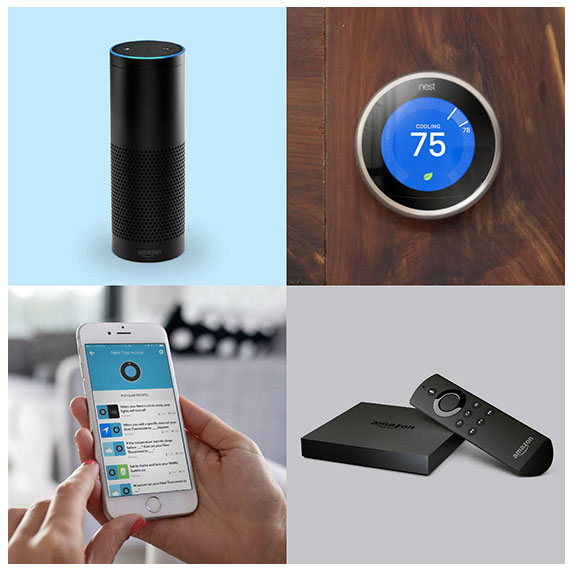 Nest Amazon Alexa integration