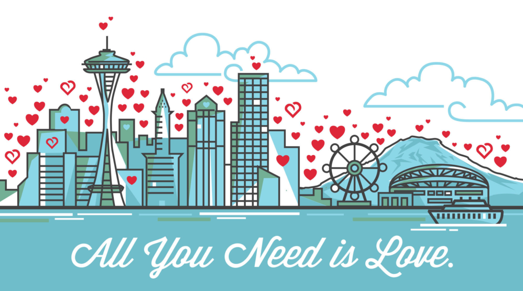 All you need is love image