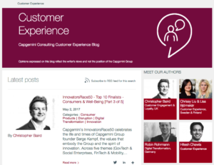 Capgemini Consulting Blog
