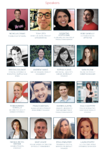 Customer Love Summit speaker lineup