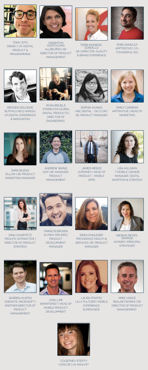 Apptentive's Customer Love Summit Speakers