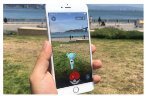 Mobile augmented reality