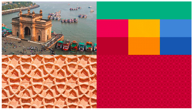 Uber's Mood Board for India