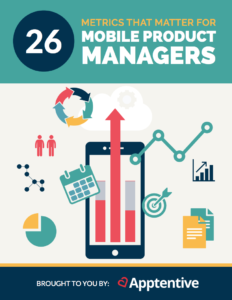 Mobile product management metrics