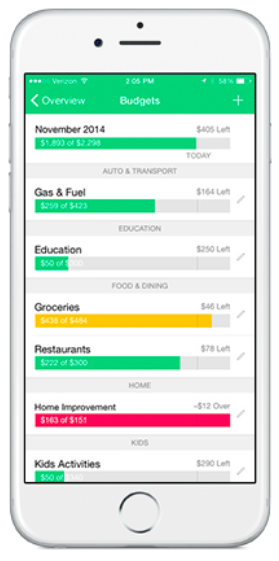 key features from top finance apps apptentive