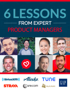 6 lessons from expert product managers