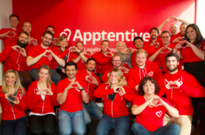 Team Apptentive thank you