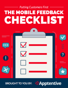 The Mobile Feedback Checklist