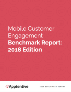 customer engagement benchmark report