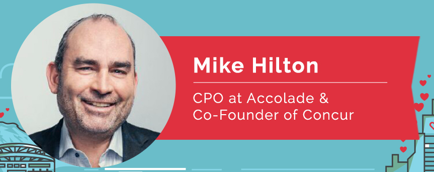 Mike Hilton Keynote Speaker at Apptentive's Customer Love Summit