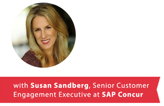 Susan Sandberg Speaker at Apptentive's Customer Love Summit