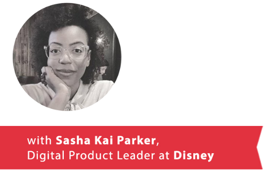 Sasha Kai Parker Speaker at Apptentive's Customer Love Summit