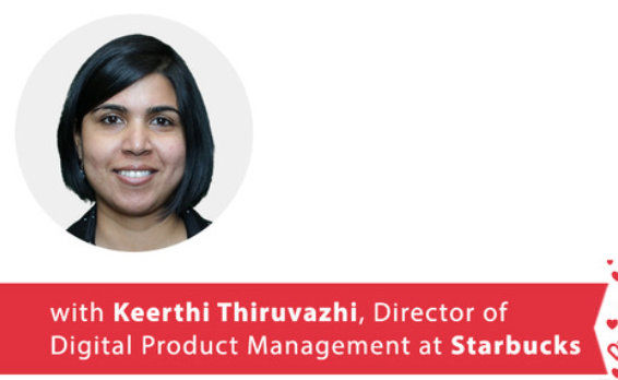 Keerthi Thiruvazhi Speaker at Apptentive's Customer Love Summit
