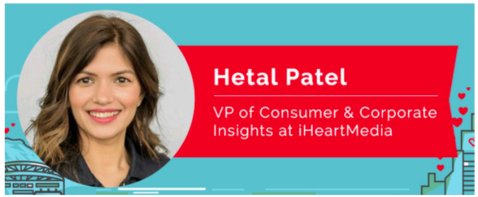 Hetal Patel, Customer Love Summit speaker