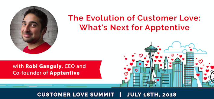Robi Ganguly, Customer Love Summit speaker