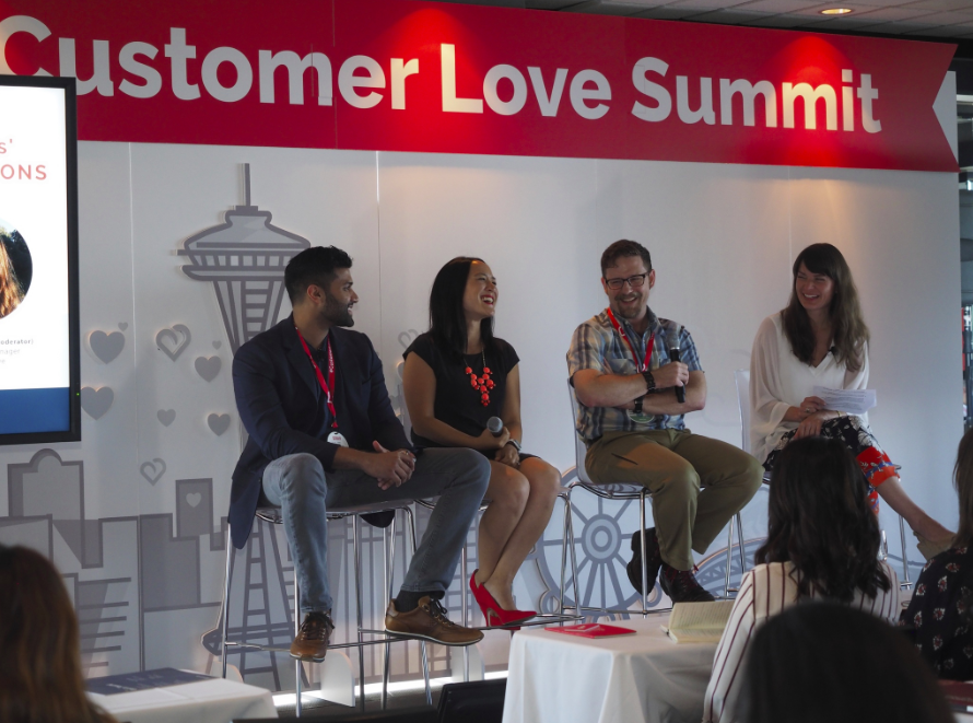 Product management panel