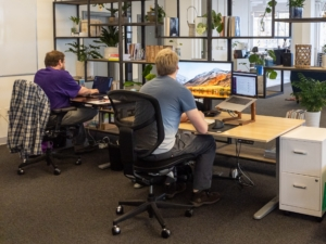 Cool new office space in Seattle is tech startup Apptentive