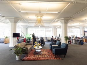 Coolest office space in Seattle