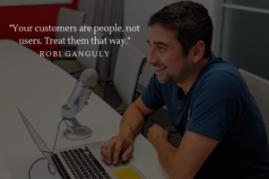 Robi Ganguly quote