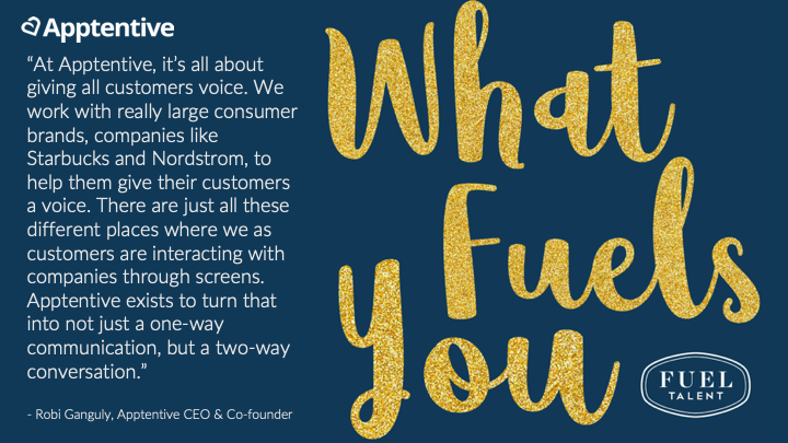 What Fuels You podcast quote by Robi Ganguly