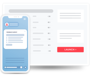 Get started with simple configuration target customers based on specific attributes send surveys gather first-party data analyze survey results