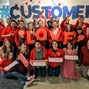 Happy Valentine's day from team apptentive