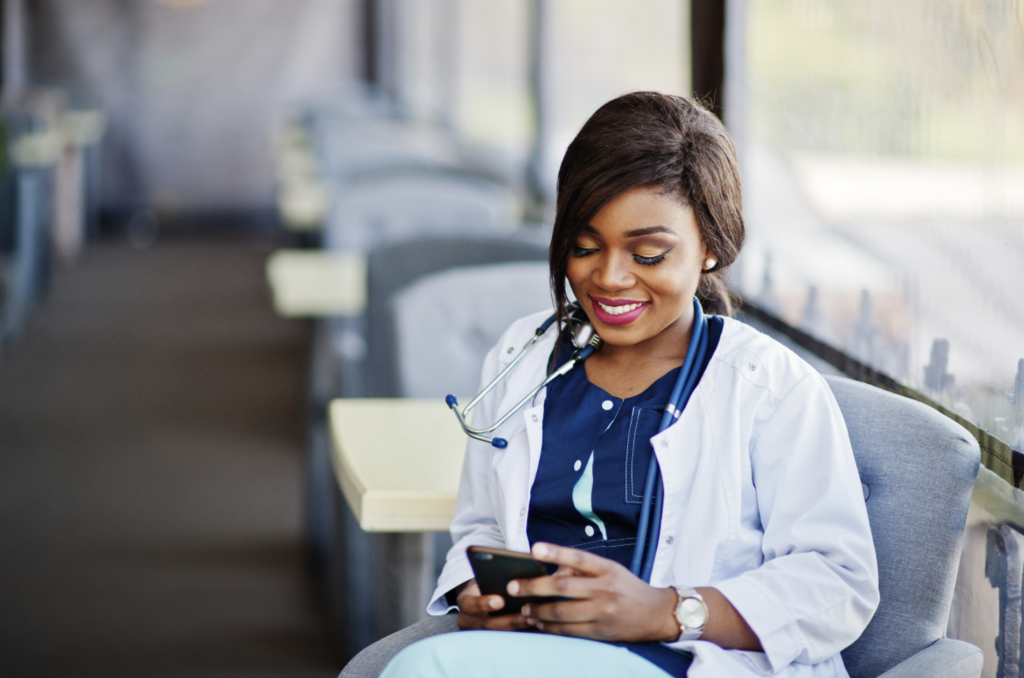 Healthcare apps for medical workers