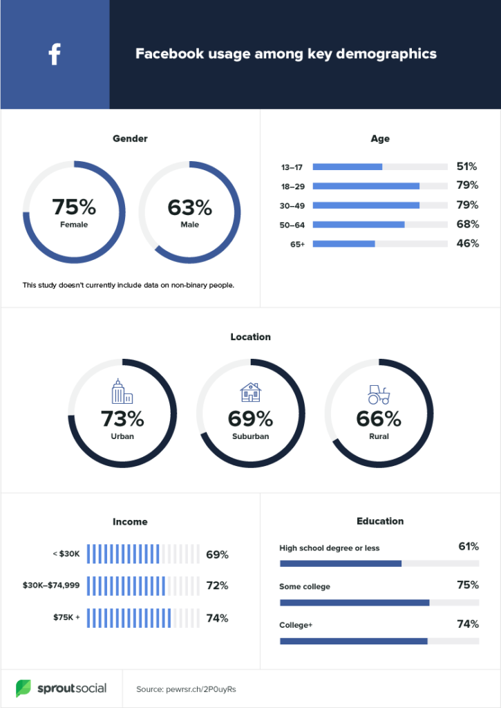 Sprout social guide to app launch demographic data